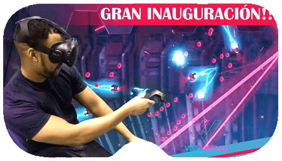 Realidad Virtual Con Vive Virtual® en Barcelona