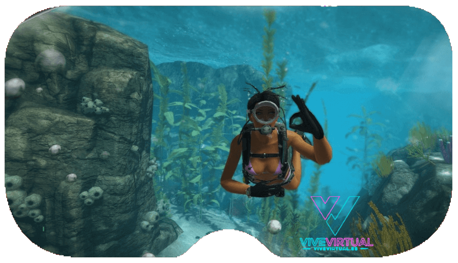 diving of wordl bucear por el fondo mar submarinismo realidad virtual barcelona juegos vr