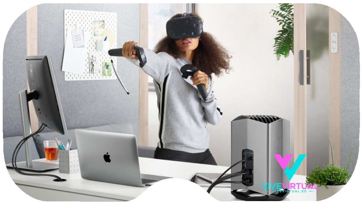 ✅ Blackmagic eGPU: Experimenta La Realidad Virtual En Apple