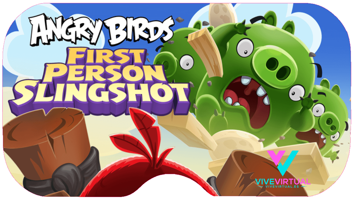 ✅ Angry Birds En Realidad Aumenta y Mixta Con Magic Leap One